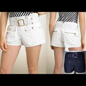 L.A.M.B. Army Shorts